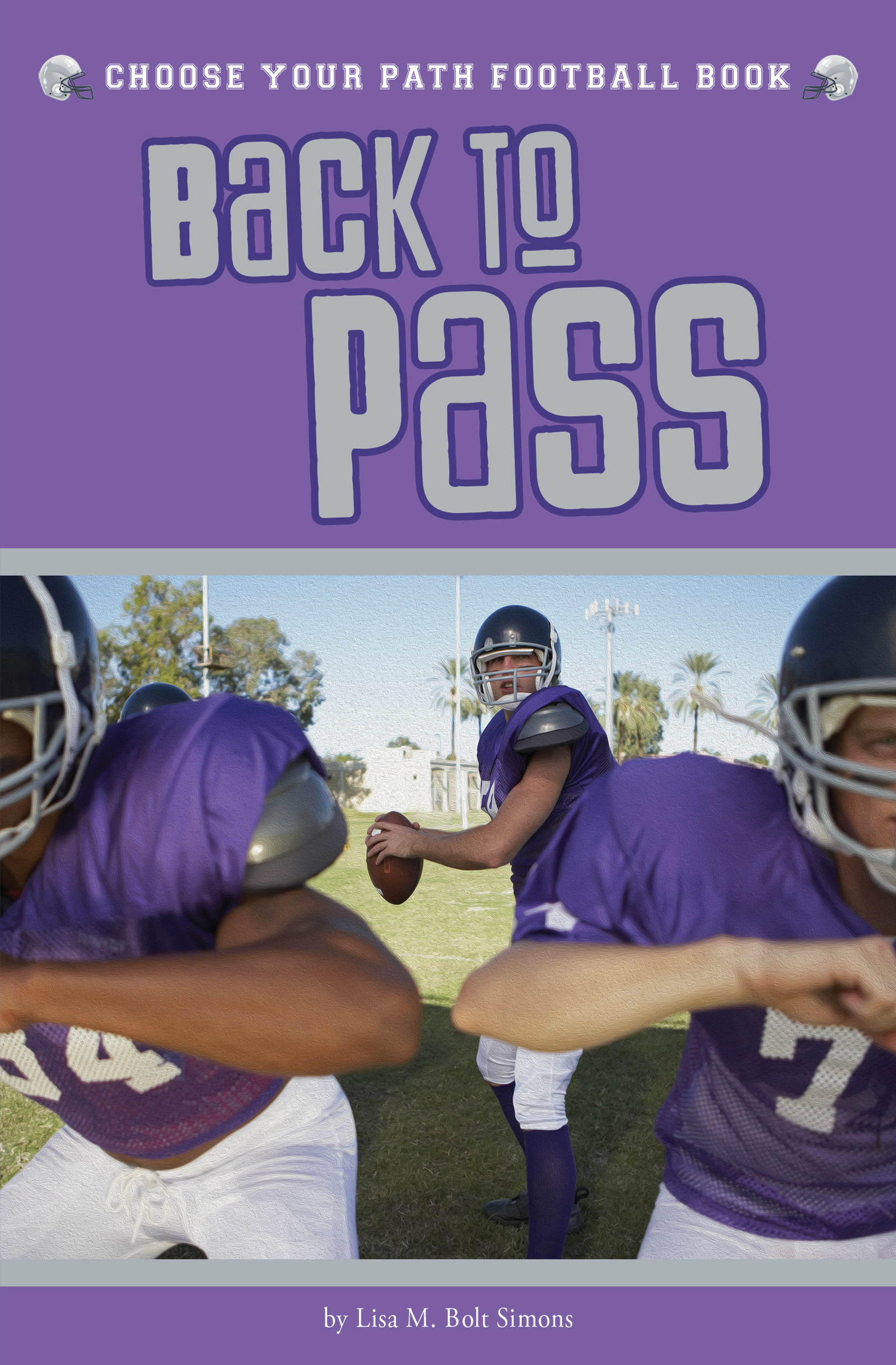 kids' football book Back to Pass