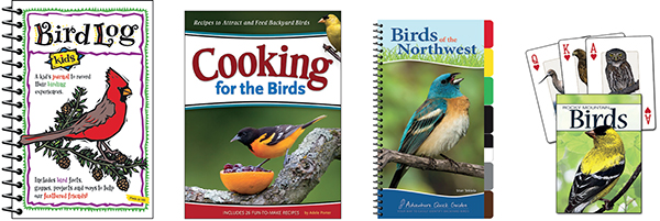 Fun products for young birders